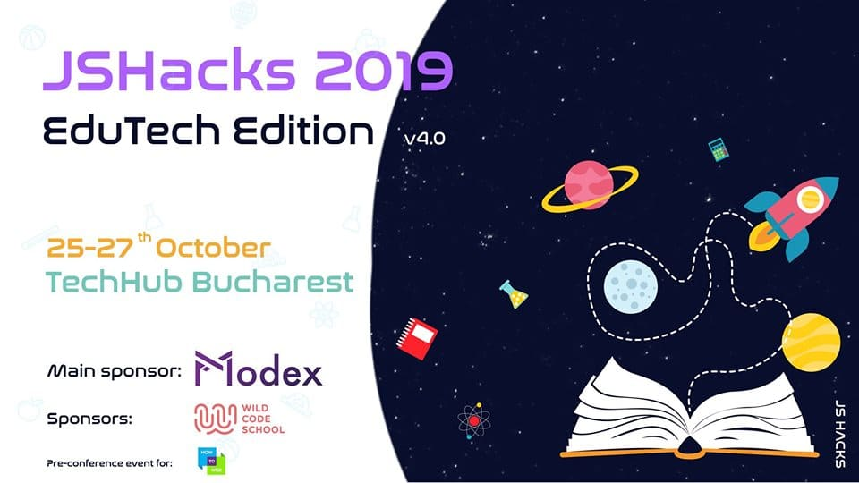 Modex challenges developers at JSHacks EduTech. Are you up for it?