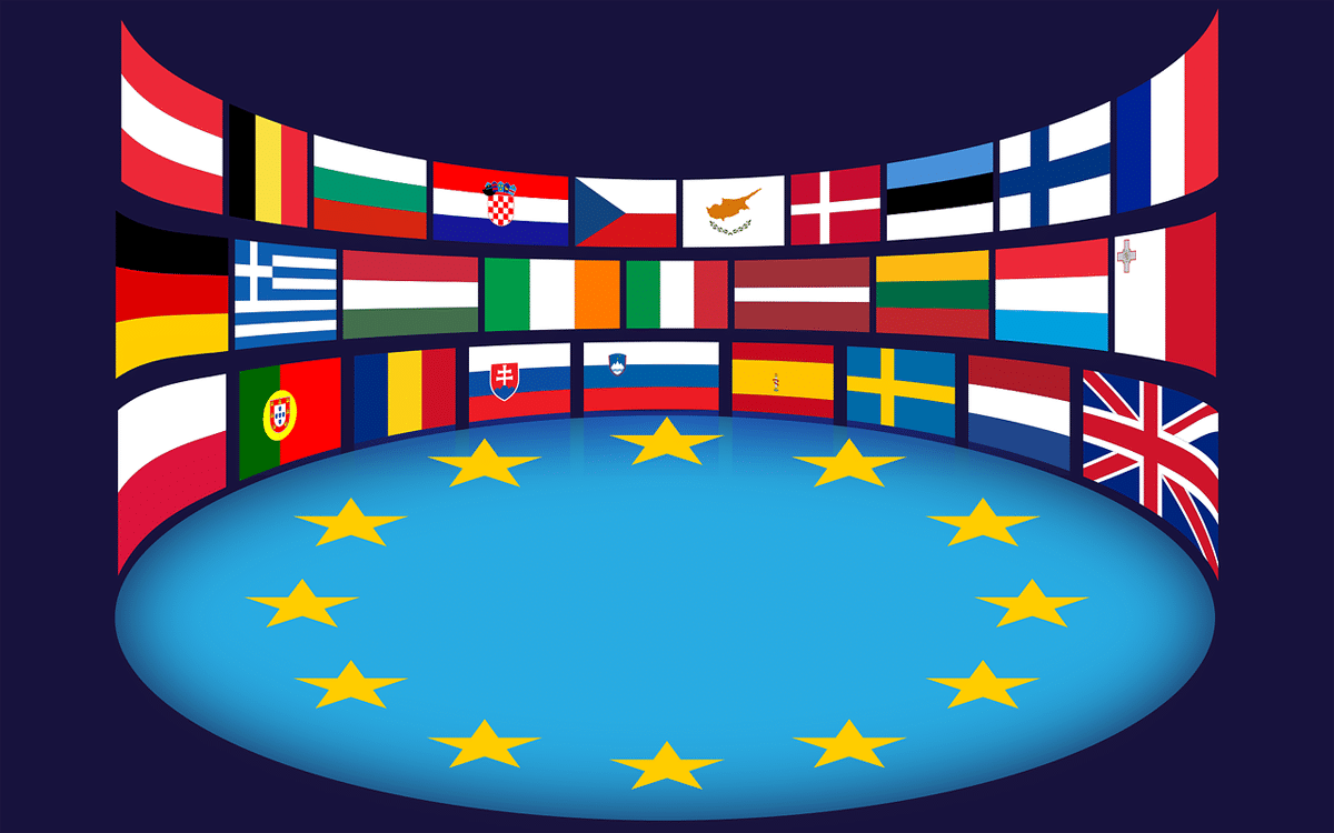 Why blockchain is very important for the future of the European Union market