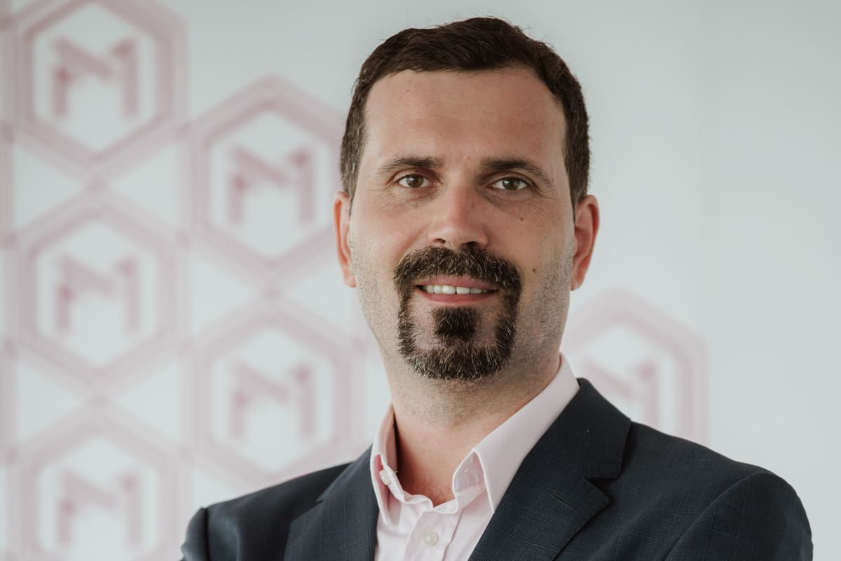 Dragos Rautu, CTO Modex: Besides the innovations it brings, Modex BCDB stands for trust