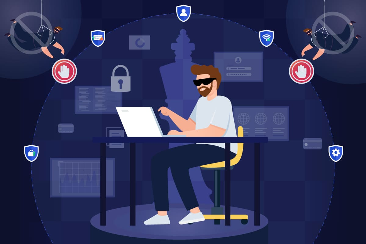 Daniel Mihai, Head of Security – Modex's technology can help in the decoding of a hack