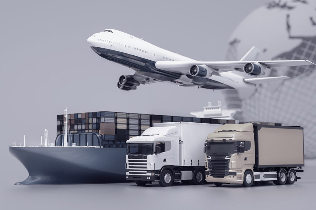 supply chain a global industry
