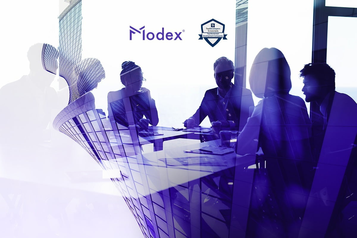 TopDevelopers names Modex as one of the top Blockchain Development Companies