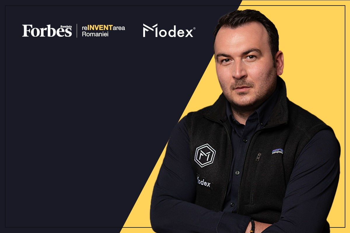 Modex's CEO previews what's next in blockchain technology and cryptocurrencies